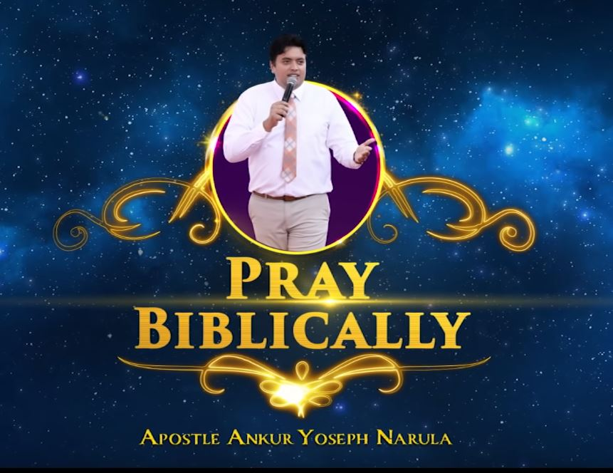 """""""PRAY BIBLICALLY"""" SERMON"""